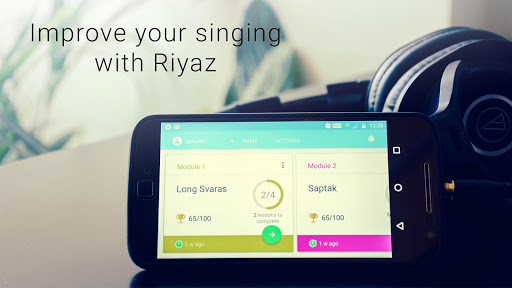 Learn singing | Vocal lessons 0.7.1 screenshots 1