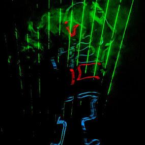 Lazer by Jaguar Ricko - People Musicians & Entertainers ( photo )