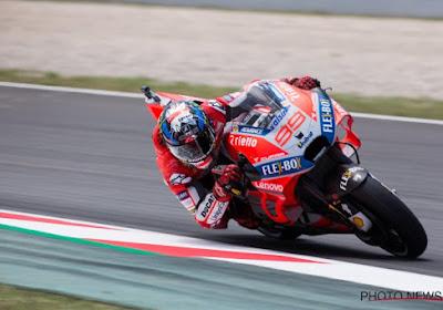 Jorge Lorenzo laisse planer un doute avant le Grand Prix de Thaïlande