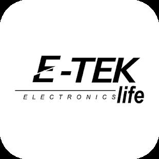 ETEK Tracker - náhled