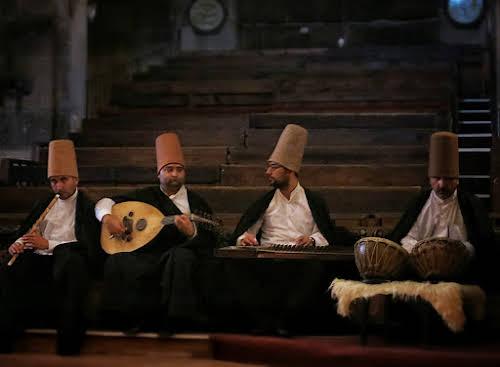 Musicians for Semâ Ceremony