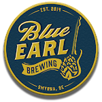 Logo for Blue Earl Brewing Company