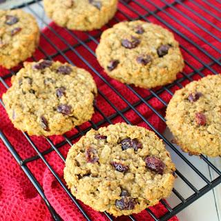 Cherry Almond Breakfast Cookies.