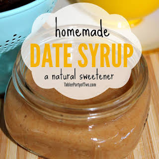 Date Syrup.