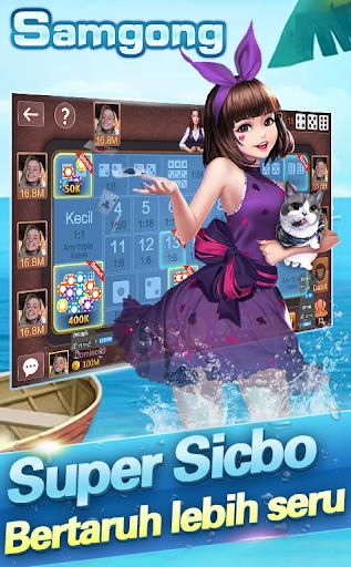 Samgong online samkong pulsa gratis poker free android2mod screenshots 3