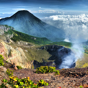 Gede Mountain by Firman Surya - Landscapes Mountains & Hills