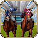 Horse Jumping Racing Game 2016 icon