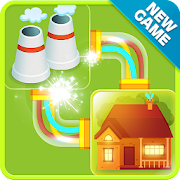 Energy - power lines (new puzzle game)