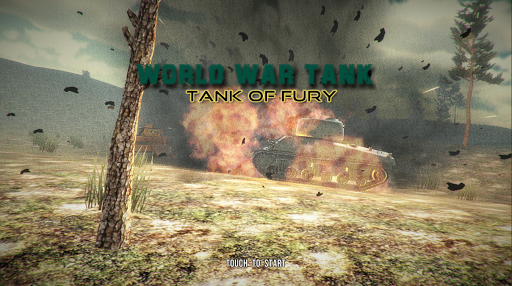 World War Tank : Tank of Fury 1.1.3 screenshots 1