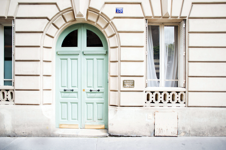 Exterior of Saint Germain apartment