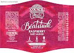 Council Beatitude Raspberry Tart Saison