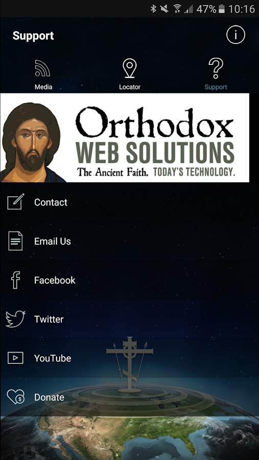 Orthodoxy In America- screenshot