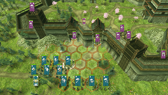 Shoguns Empire: Hex Commander MOD (Unlimited Money/Shopping) 2
