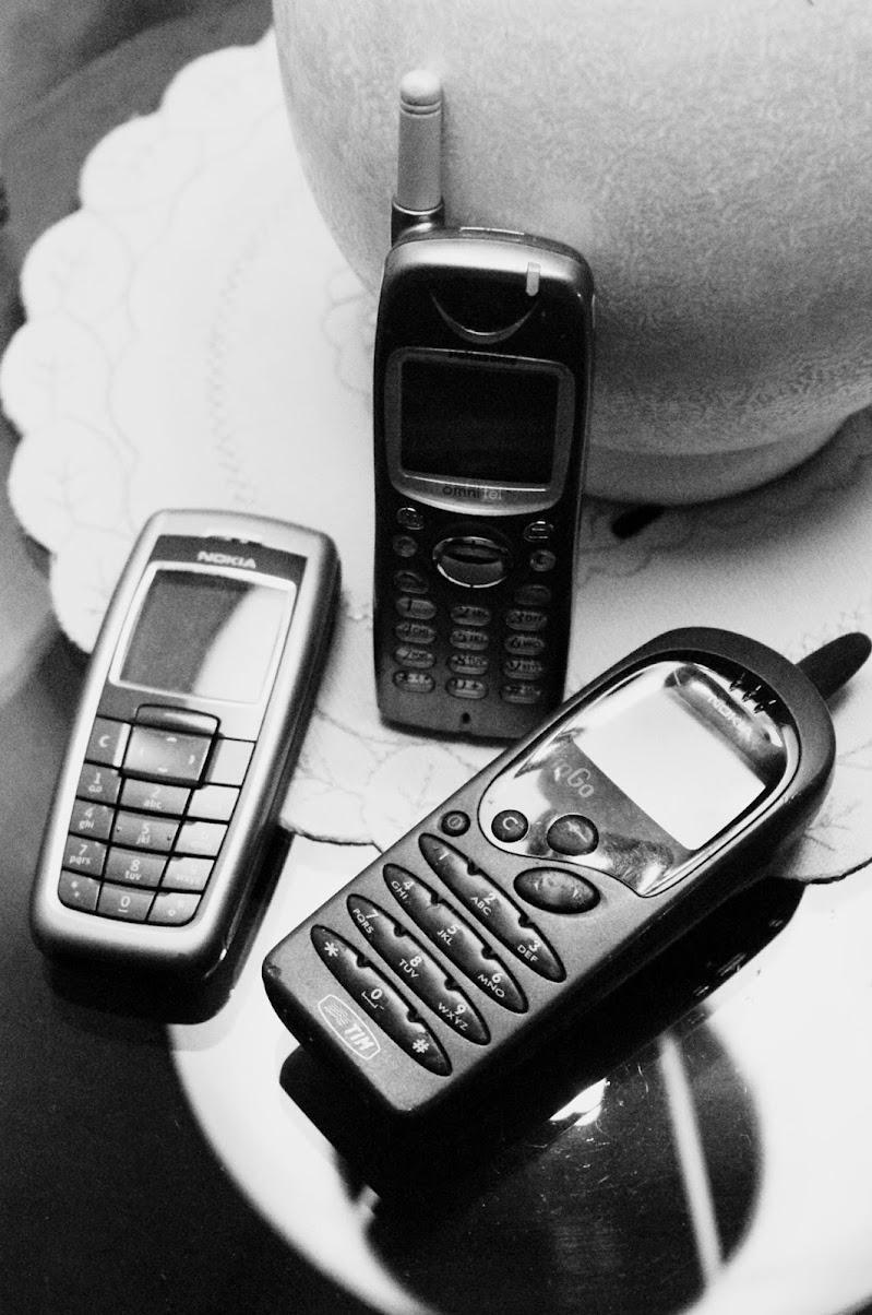 Prima tecnologia.  di micphotography