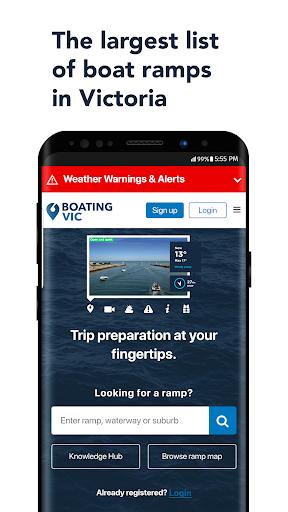 Boating Vic screenshot 1