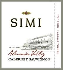 Logo for Simi Napa Valley Cabernet Sauvignon