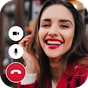 Love Girl Video Call : Live Video Chat Guide icon