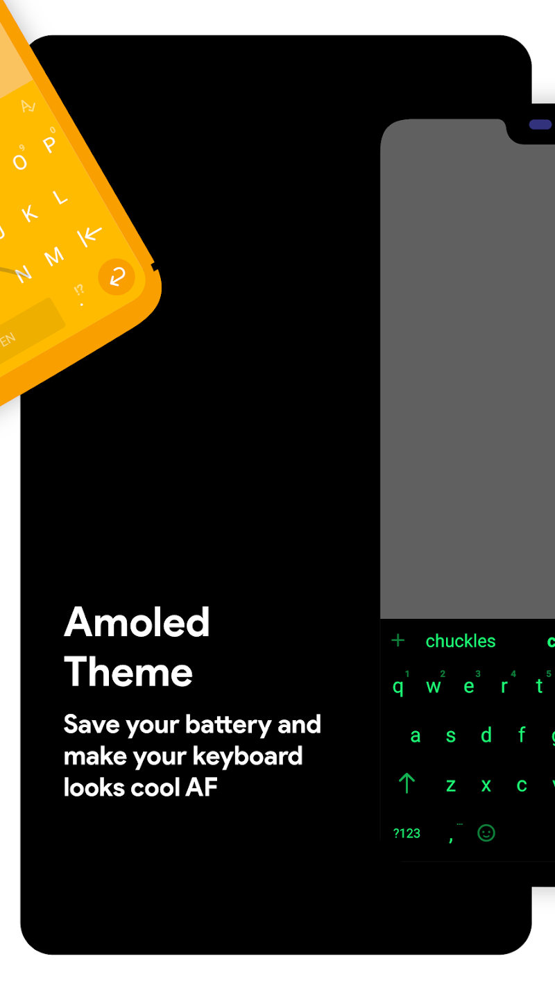 Chrooma - Chameleon Smart Keyboard Screenshot 4