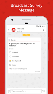 Wibrate - Free Wi-Fi & Messaging Service- screenshot thumbnail
