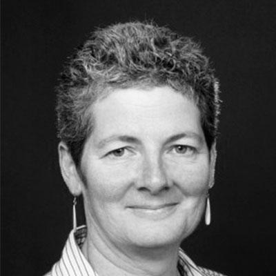 Portrait of Sue Hendy