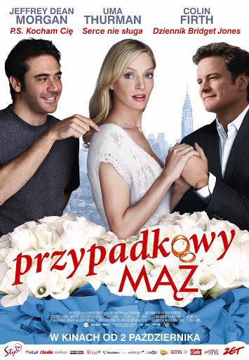 Polski plakat filmu 'Przypadkowy Mąż'