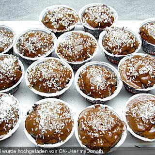 Nougat - Kokos - Muffins.