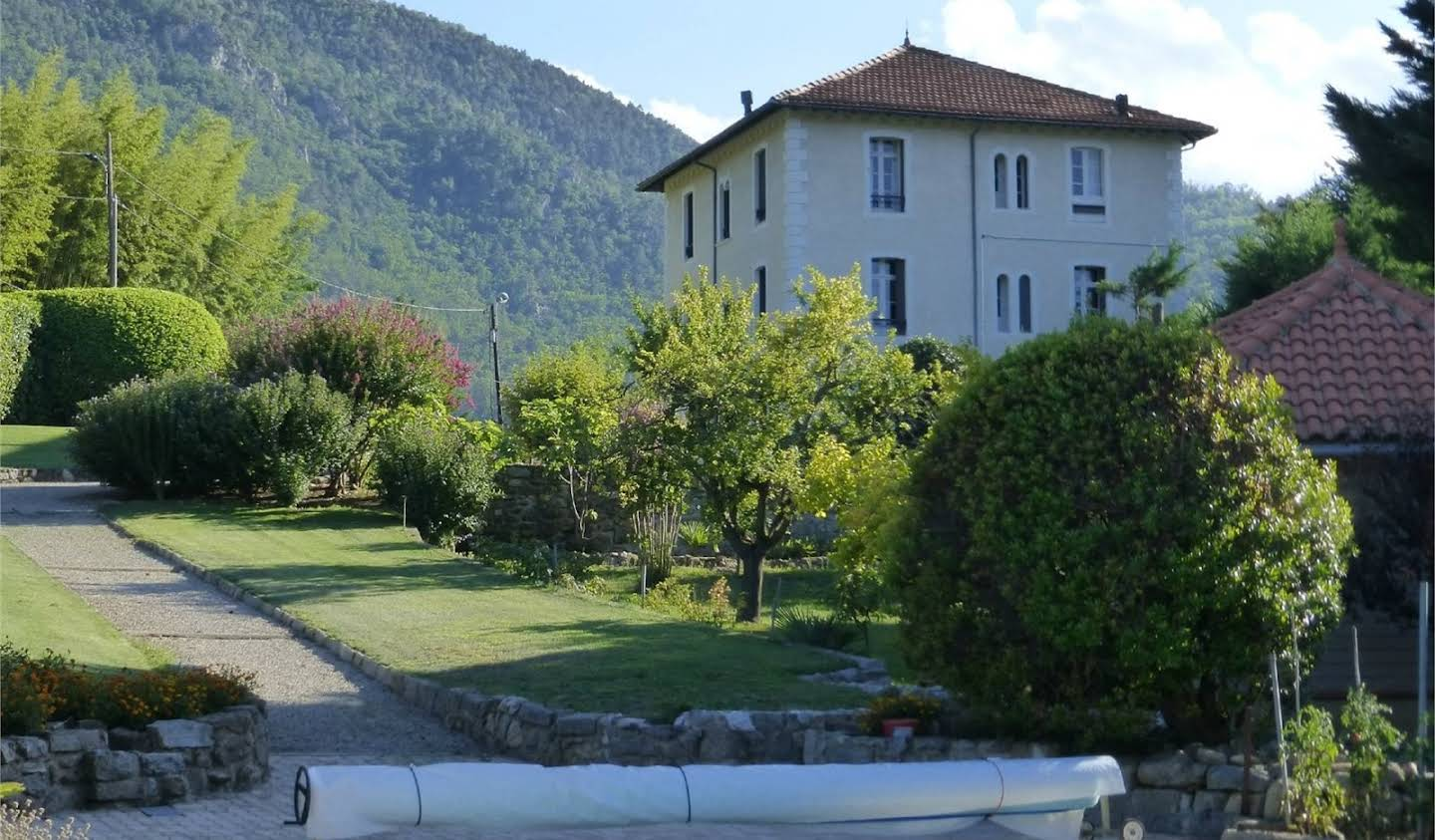 House with pool Vernet-les-Bains