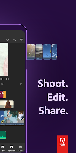 Adobe Premiere Rush u2014 Video Editor 1.5.1.3251 Apk for Android 2