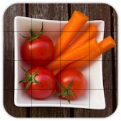 Tile Puzzles · Veggies