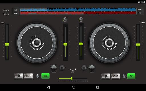 DJ Player Studio Music Mix