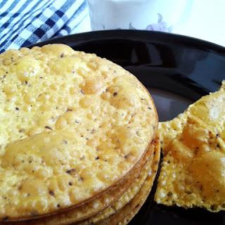 Besan Puri Recipe| Crispy gram flour Indian Bread Recipe