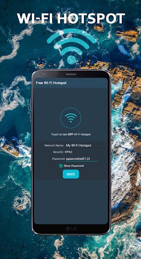 Free Wifi Hotspot Portable 3.3 screenshots 3