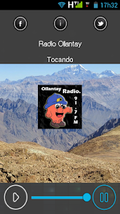 Radio Ollantay FM - Chile- screenshot thumbnail