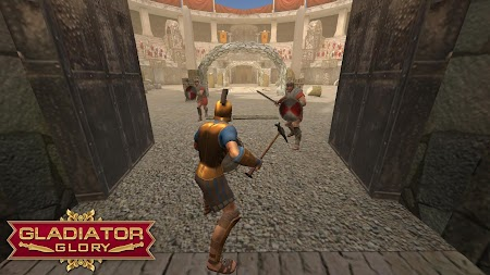 Gladiator Glory APK screenshot thumbnail 10