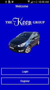Keen Group Minicabs & Couriers- screenshot thumbnail