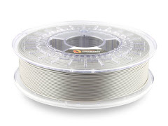 Fillamentum Metallic Grey Flexfill TPU 98A Filament - 2.85mm (0.5kg)