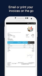 Invoice & Estimate - Billdu- screenshot thumbnail