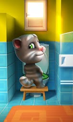 My Talking Tom APK screenshot thumbnail 2