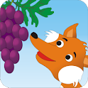 Grapes are Sour - Kids Story icon