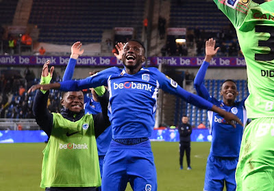 Genk va lever l'option d'achat d'Eboue Kouassi