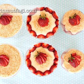 Strawberry Pudding.