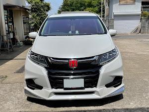 オデッセイ RC4 HYBRID ABSOLUTE EX Honda SENSINGのカスタム事例画像 かきぶさんの2021年05月06日18:04の投稿