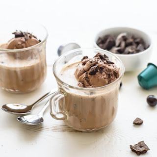 Chocolate Affogato Recipe