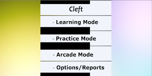 Cleft - Cut Down The Hassle Of Learning Music Screenshot