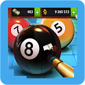 8 Ball Pool Coins Cash Tool icon