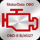 MotorData OBD Car Diagnostics. ELM OBD2 scanner file APK Free for PC, smart TV Download