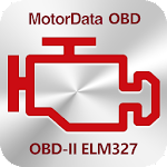 MotorData OBD Car Diagnostics. ELM OBD2 scanner 1.18.6.437