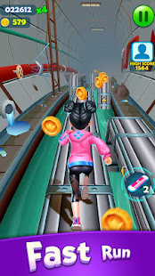Game Subway Princess Runner APK for Windows Phone