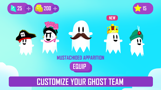 Ghost Game – Get the Chow! 4
