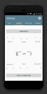 ASCIIMos Keyboard : Emoji Emoticons Donger Kaomoji - náhled